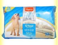 Купить Hartz Пелёнки для собак и щенков с привлекающим запахом 56*56см - 32шт