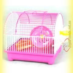 Клетка для грызунов YD-023, 22,5*17*20см