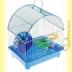 Клетка для грызунов YD-261, 22,5*17*22,5см