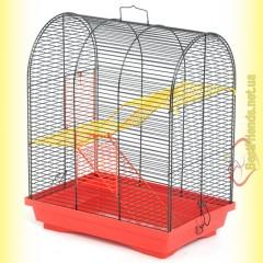 Клетка Лори Бунгало 3 краска, 33*23*41см