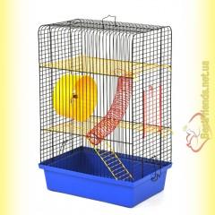 Клетка Лори Хомяк 4 краска, 33*23*48см