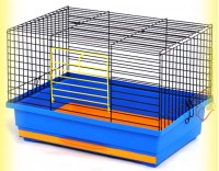 Купить Клетка Лори Кролик Мини краска, 47*30*30см
