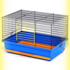 Клетка Лори Кролик Мини краска, 47*30*30см