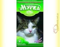 Купить МУРКА Зеленая, Комкующийся мелкозернистый наполнитель с ароматизатором 5кг
