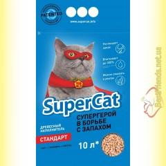 Наполнитель SuperCat Стандарт 3кг