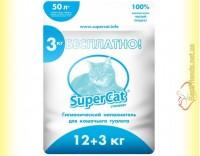 Купить Наполнитель SuperCat Стандарт Эконом 15кг