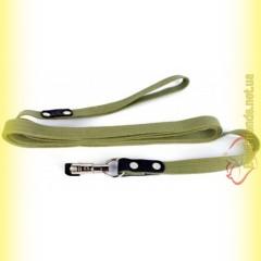 Поводок х/б тесьма 20мм, 2м Collar