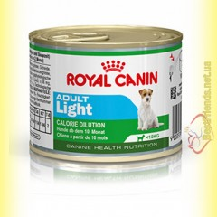 Royal Canin Adult Light 195гр