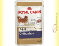 Купить Royal Canin Chihuahua Adult паштет 85гр