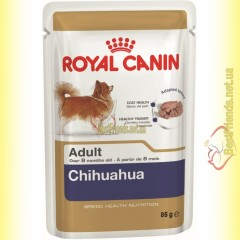 Royal Canin Chihuahua Adult паштет 85гр