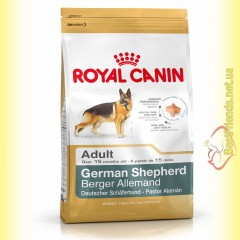Royal Canin German Shepherd Adult 3кг
