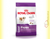 Купить Royal Canin Giant Puppy 4кг