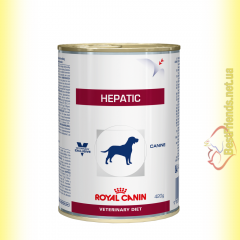 Royal Canin Hepatic Dog Cans 420гр