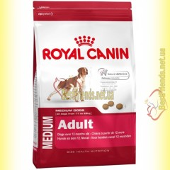 Royal Canin Medium Adult 4кг