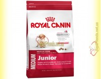 Купить Royal Canin Medium Junior 4кг