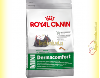 Купить Royal Canin Mini Dermacomfort 800гр