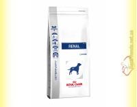 Купить Royal Canin Renal Canine 2кг