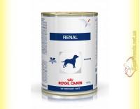 Купить Royal Canin Renal Canine Cans 410гр