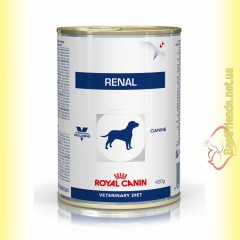 Royal Canin Renal Canine Cans 410гр