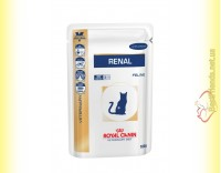 Купить Royal Canin Renal Feline Chicken 85гр
