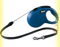 Купить Рулетка Flexi NEW CLASSIC S трос - 5м для собак до 12кг