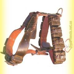 Шлея с утяжелителями для собак №2, 12*400гр Collar
