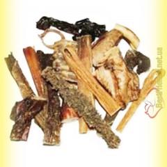 Собача Радість Асорті яловиче сушене 200гр